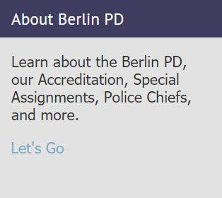 About Berlin PD