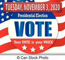 Election Information - November 3, 2020